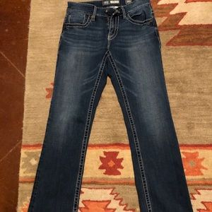 BKE Buckle Carter jeans size 29S